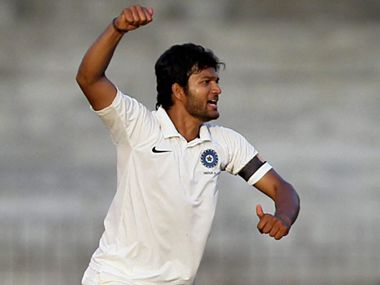 File picture of Jalaj Saxena. Image courtesy BCCI