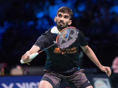 Indonesia Masters 2019 Kidambi Srikanth gets challenging draw PV SindhuCarolina Marin quarterfinal clash on cards