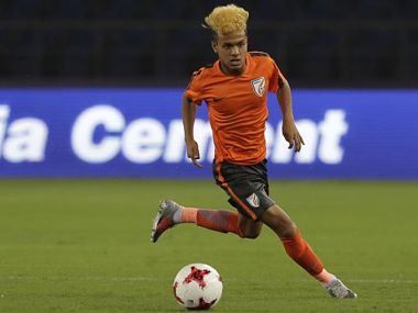 India's FIFA U-17 World Cup player Komal Thatal called up for senior national camp ahead of Jordan friendly