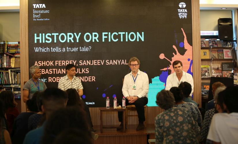 Tata Literature Live 2018 On Day 3 conversations on love longing cities and history
