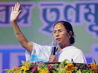 Mamata excuses herself from party chiefs meet tomorrow asks Centre to prepare white paper on one nation one election