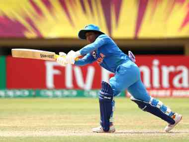 Mithali Raj won two Player of the Match awards in India's group fixtures. ICC