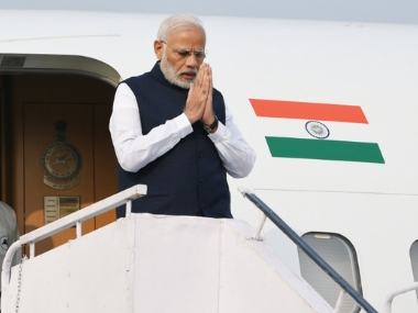 Narendra Modis foreign trips cost over Rs 2021 cr since 2014 Manmohan Singh spent Rs 1346 cr during UPA II