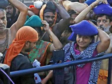 Sabarimala row Devotee organisations say Kerala Polices new security measures may only compound chaos