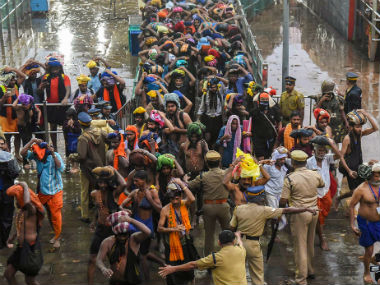 Sabarimala row Devaswom Boards decision to move SC may ease tension looming over the pilgrimage season