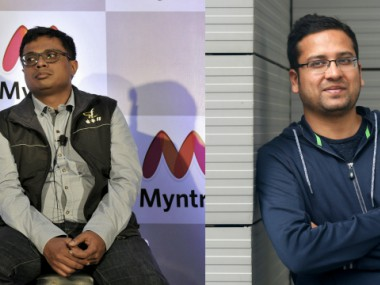 WalmartFlipkart deal Income Tax Department issues notices to Sachin and Binny Bansal on capital gains