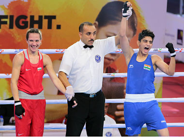 Womens World Boxing Championships Exchampion Stanimira Petrova accuses judges of corruption after loss to Sonia Chahal