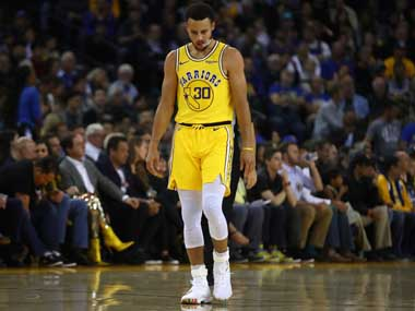 NBA Warriors star Stephen Curry to make return from injury against Detroit Pistons confirms coach Steve Kerr