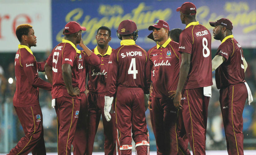 West Indies showed the competitive sparks at Visakhapatnam and Pune, before being flattened in Mumbai and Thiruvananthapuram. AFP
