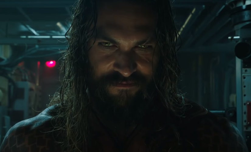 Aquaman review roundup Jason Momoa starrer cant decide if it wants to be superhero film or parody of one
