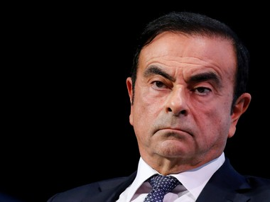 New allegations against ousted Nissan chairman Carlos Ghosn concern payments to Saudi businessman