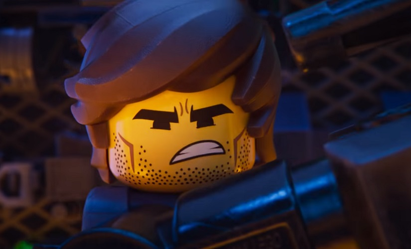 The LEGO Movie 2 The Second Part trailer introduces Chris Pratts second character Rex Dangervest