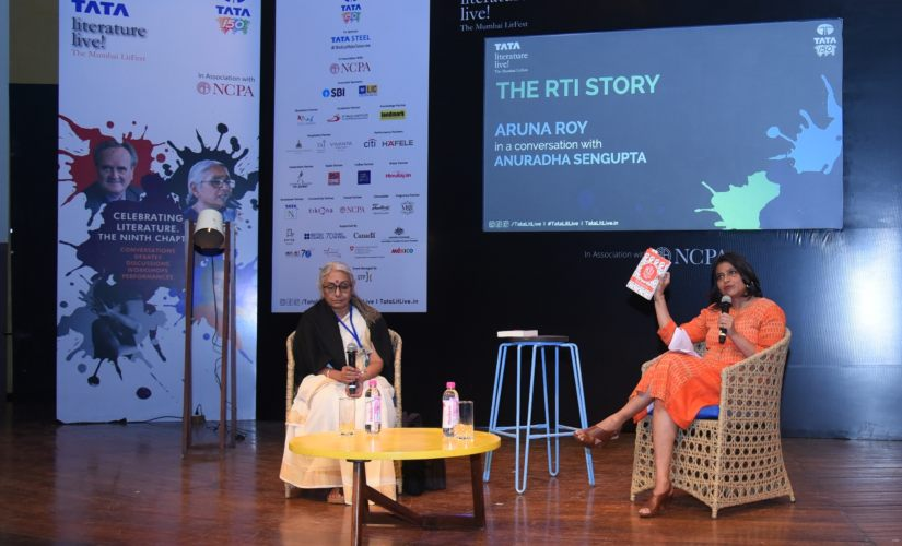 Tata Literature Live 2018 Conversations about activism leisure and Indias diversity dominate on Day 2