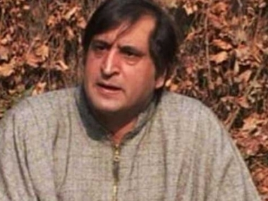 Sajad Lone says JK governor should be more careful with remarks accuses Omar Mehbooba of ganging up on him