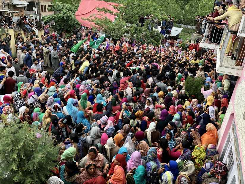 Militant killings in Jammu and Kashmir this year rose 70 a steady network of informers allowed spike
