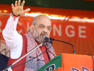 MHA notification on suveillance Amit Shah slams Rahul Gandhis criticism of Modi says India has seen only two insecure dictators