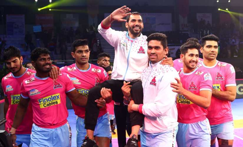 Anup Kumar retires Intelligent charismatic and humble former captain was an ideal face for Indian kabaddi