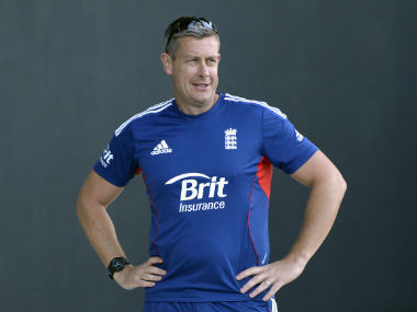 Ashley Giles had earlier served as sport director at the Warwickshire County Cricket Club. Reuters