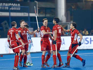 Hockey World Cup 2018 Belgium thrash South Africa 51 in Pool C match to ensure participation in crossover round