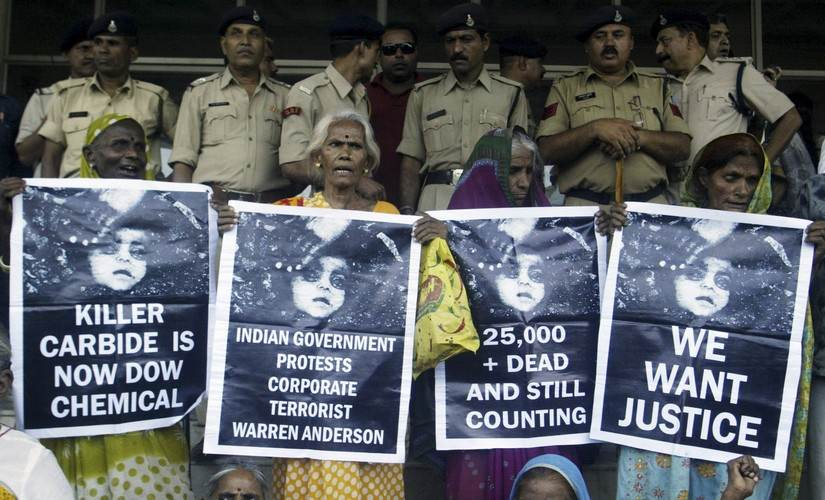 Bhopal gas tragedy Wrong medication killed more people reveal PMO files 2025 dying per month even after 34 years