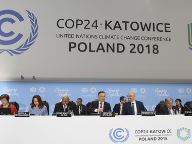COP24 Civil society groups term Katowice draft weak developing nations demand more funds to fight climate change