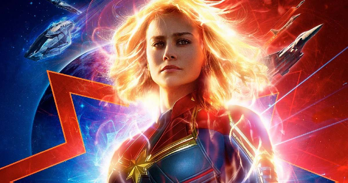 Captain Marvel movie review Brie Larsons film has crowdpleasing moments but is ultimately forgettable