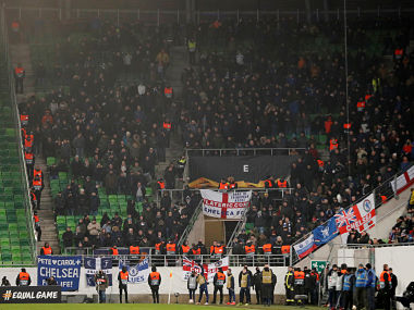 Europa League Chelsea condemn alleged antisemitic chants by fans during match against Vidi