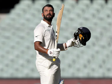 File photo Cheteshwar Pujara . AP