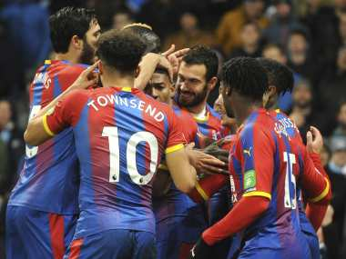 Premier League Crystal Palace shock Manchester City Chelsea suffer first home defeat of season against Leicester City