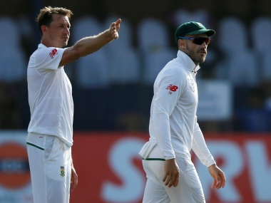 Dale Steyn needs one wicket to pass Shaun Pollock as the South Africa's highest Test wicket-taker. Reuters