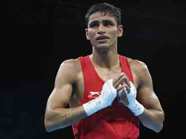 Amit Panghal Gaurav Solanki among list of 50 boxers selected for elite mens preparatory camp for Asian World Championships
