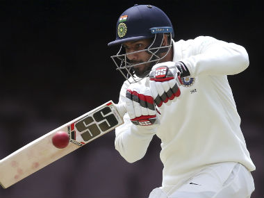Hanuma Vihari stroked his to useful scores of 67 and 51 in the warm-up game against CA XI. AP