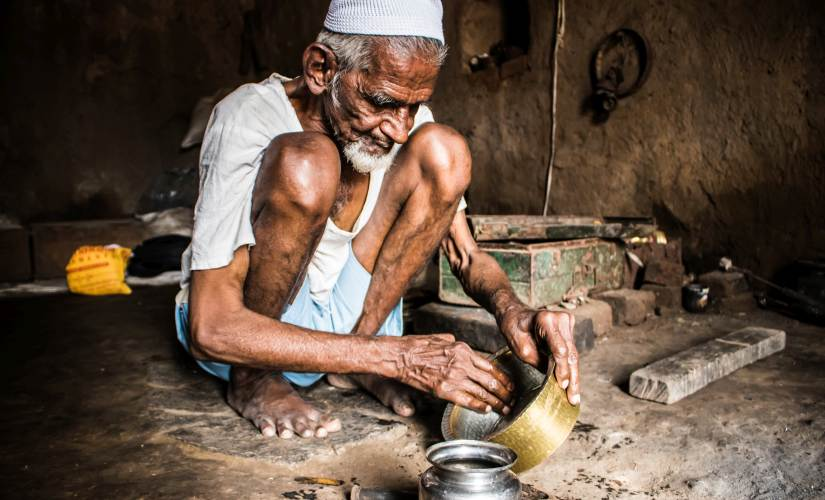 In Karnatakas Boragaon village the last kalaiwala reflects on his lifelong engagement with the now dying art form