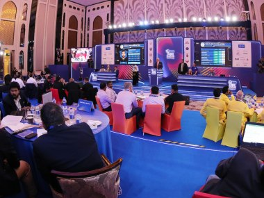A total of 60 players were sold during IPL auction 2019. Twitter @IPL