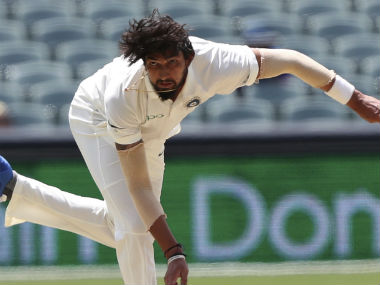 Ishant Sharma added that it was only a matter of time before the Indian lower order began contributing with the bat. AP