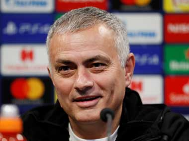 Premier League Liverpool are lucky ones says Manchester United manager Jose Mourinho ahead of Anfield clash