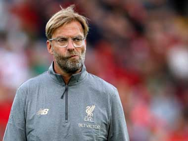 Premier League Liverpool manager Jurgen Klopp laughs off Adrians mistake against Southampton says no problem as long as we win