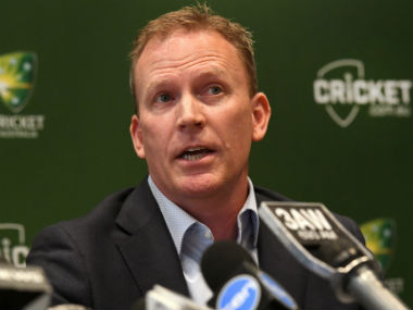 File image of Cricket Australia CEO Kevin Roberts. AFP