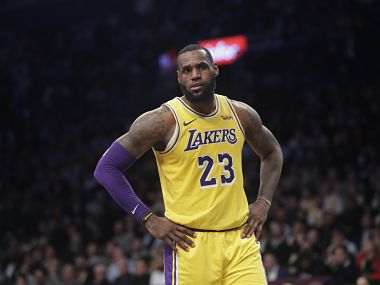 NBA LeBron James slams NFL team owners says league is run by old white men with slave mentality