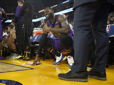 NBA Los Angeles Lakers LeBron James to take time to completely heal from groin injury