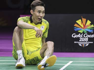 Cancerfree Lee Chong Wei to miss World Championships after slipping to 113 in BWF rankings during prolonged absence