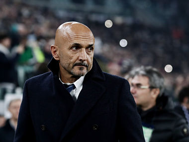 Serie A Luciano Spalletti slams sloppy and careless Inter Milan after loss to Juventus all but ends title hopes