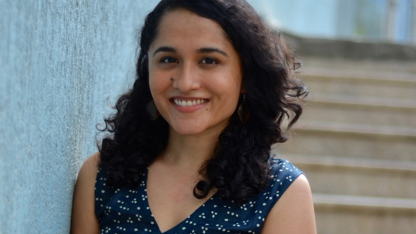 Amrita Mahale on her debut book Milk Teeth Mumbais redevelopment and finding the courage to tell her story
