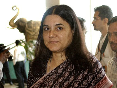 Maneka Gandhi orders inspection of all shelter homes in Odisha after allegations of sexual abuse in Dhenkanal