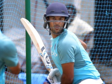 Opener Mayank Agarwal is expected to make his India debut in Boxing Day Test. Twitter @mayankcricket