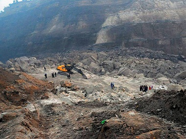 13 miners still trapped in flooded mine in Meghalayas East Jaintia Hills operation incharge absconding