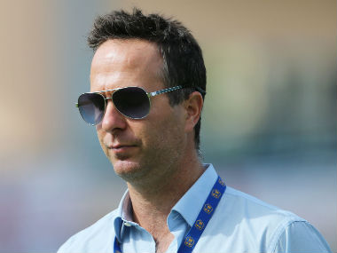 File image of cricketer-turned-commentator Michael Vaughan. Reuters