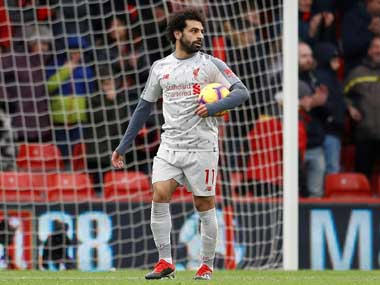 Mohamed Salah to miss Egypts Africa Cup of Nations qualifiers due to persistent ankle niggle