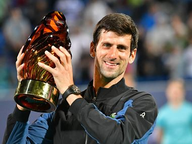Novak Djokovic clinches fourth Mubadala World Tennis Championship with comeback victory over Kevin Anderson