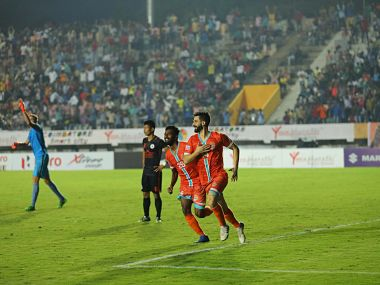 ILeague 201819 Chennai Citys clash with Minerva Punjab outweighs the Kolkata Derby in terms of relevance to current season